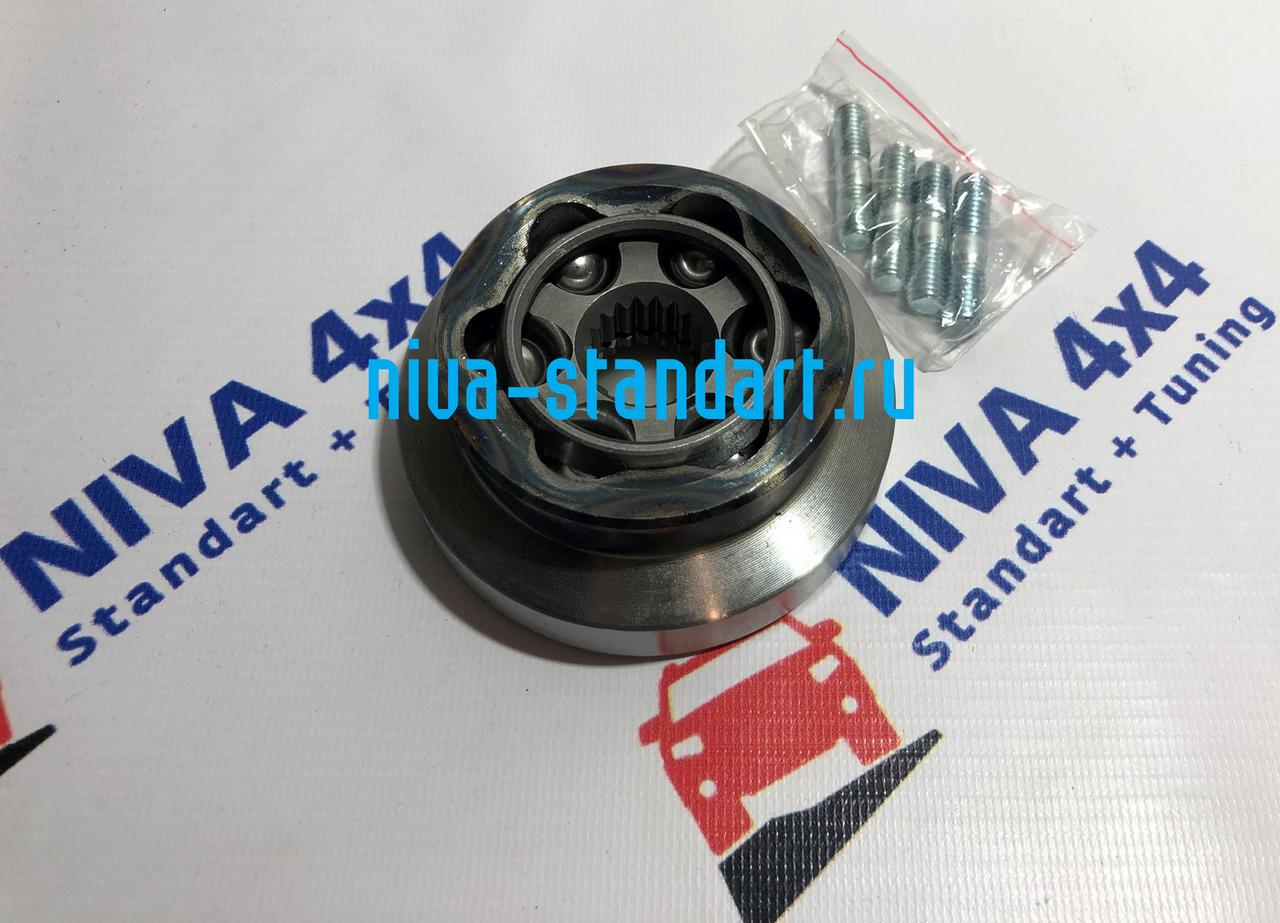 2123- шарнир промежуточного кардана (плюшка) Китай